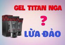 Hình ảnh gel Titan
